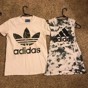 Adidas T Shirt Bundle